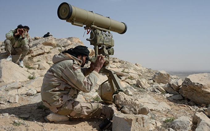 Повстанцы в Сирии уничтожили офицера российского спецназа