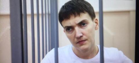 Суд над Савченко проходить під наглядом озброєних людей у цивільному