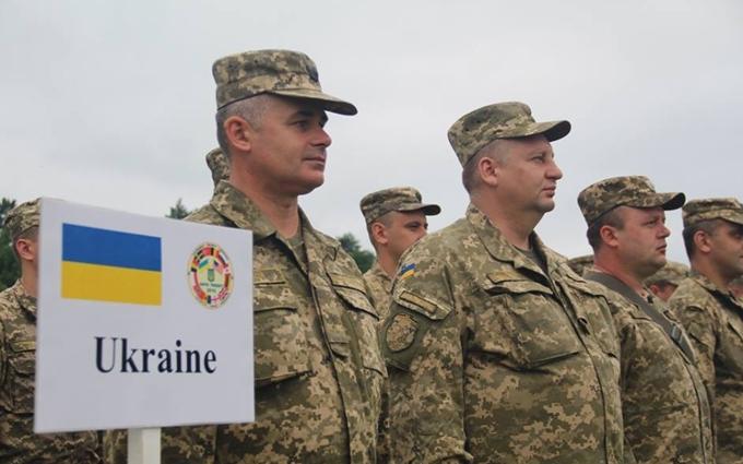 Масштабні навчання з військовими з 14 країн почалися в Україні: з'явилися фото