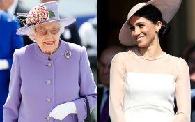 Елизавета II предоставила Меган Маркл неожиданную привилегию