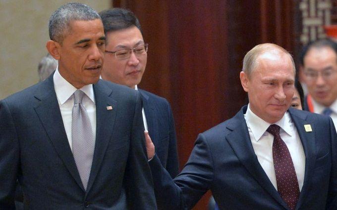 У Обами по-своєму прокоментували зустріч із Путіним