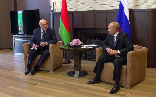 Люди Путина и Лукашенко начали срочные переговоры по интеграции