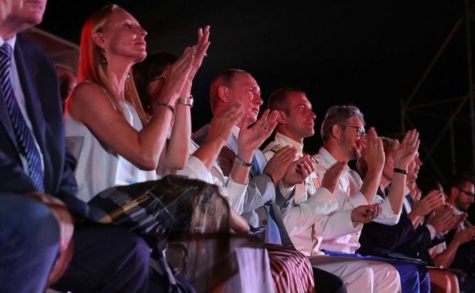 """Путин посмотрел в оккупированном Крыму балет и """"печальное зрелище"""": опубликованы фото (2)"""