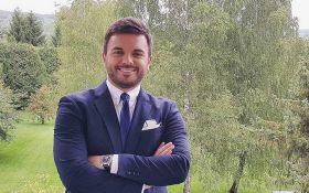 Украинский шоумен Григорий Решетник рассекретил имя новорожденного сына