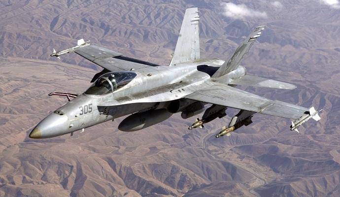 США продаст Ираку арсенал боеприпасов для истребителей