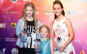 Юна українка перемогла на дитячому конкурсі в окупованому Криму: фото і відео