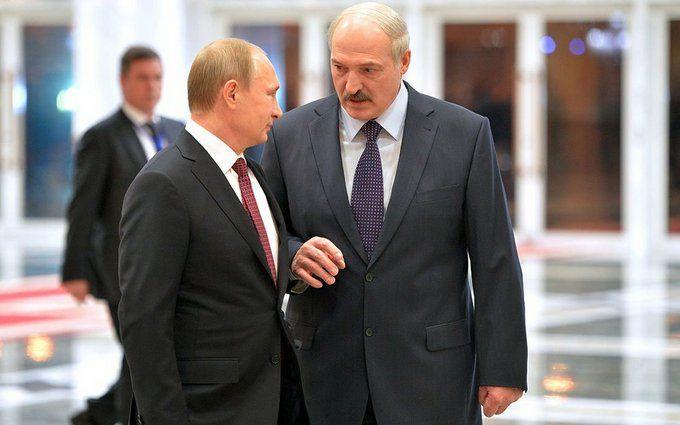 Лукашенко с Путиным говорили об Украине и дальнейшем сотрудничестве