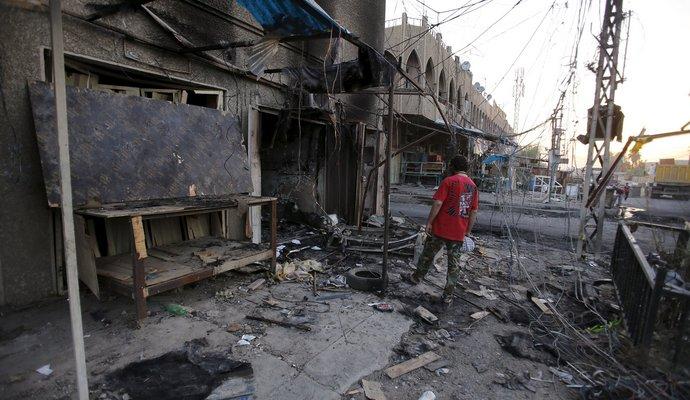 В результаті теракту в Афганістані загинули люди
