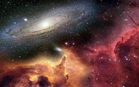 Космический блюз: астрономы озвучили газовые облака в Галактике