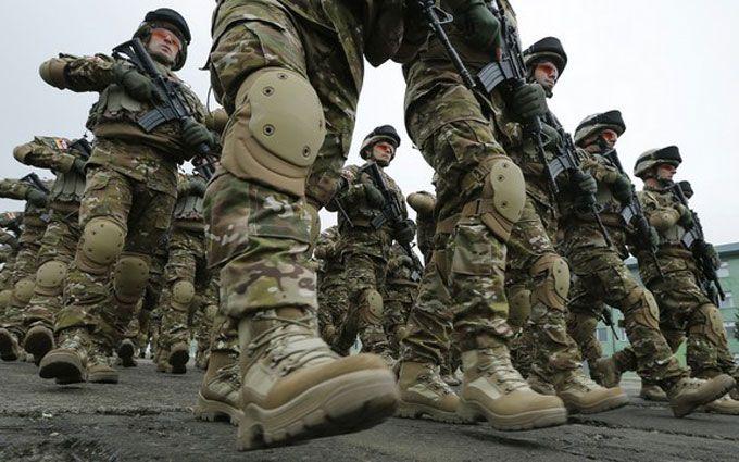 ВЕстонії стартували найбільші в історії країни військові навчання НАТО