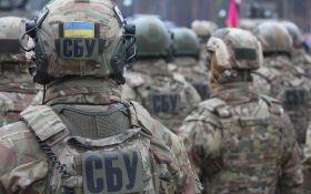 СБУ обнаружила российского шпиона в своих рядах