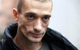 Провокаторы предлагали художнику Павленскому оружие, чтобы атаковать Кремль