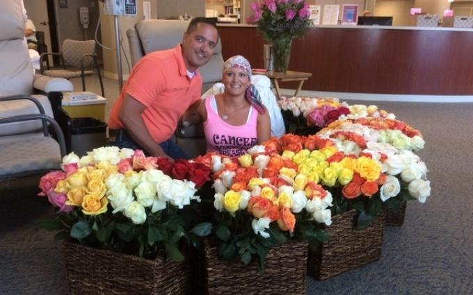 Чоловік зробив неймовірний подарунок дружині, яка вилікувалася від раку