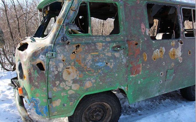 У украинских бойцов на Донбассе новые потери