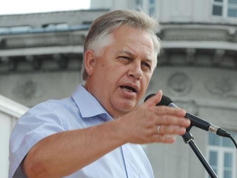 Петр Николаевич Симоненко - лидер Коммунистической партии Украины