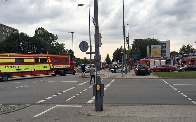 Стрілянина в Мюнхені: з'явилися нові фото, відео та подробиці