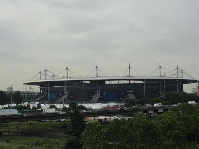 Франція - Румунія: онлайн трансляція матчу відкриття Євро-2016 (2)