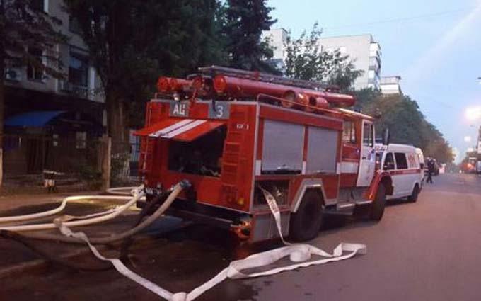 Пожежа в київському суді: поліція розповіла, чим вважає подію