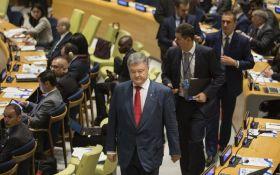 Порошенко резко осадил российского журналиста в ООН: опубликовано красноречивое видео
