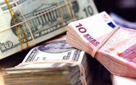 Курсы валют в Украине на понедельник, 18 июня
