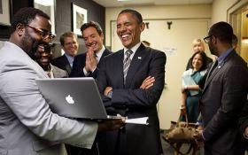Мережу порадували кращі президентські фото Обами