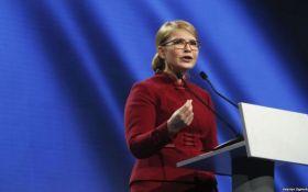 """""""Это унижение"""": Тимошенко записала видео для Зеленского и Порошенко"""