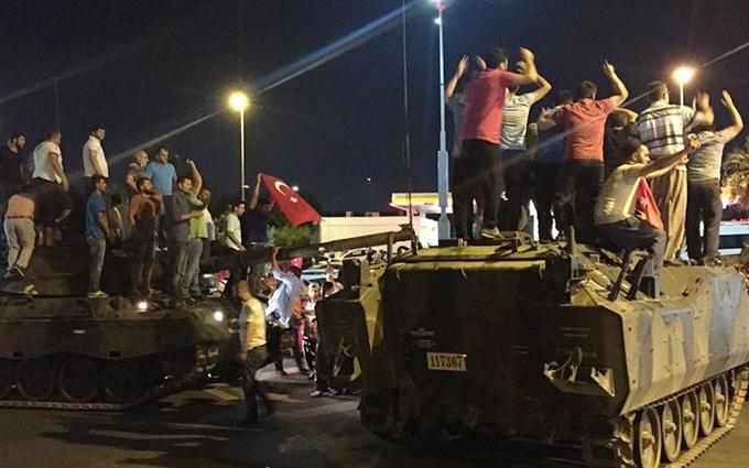 Переворот в Туреччині: стало відомо нове число жертв