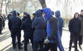 Акции на Майдане: в центре Киева заметили группы спортивных ребят, появились фото