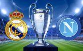 Где смотреть онлайн матч Реал - Наполи: расписание ТВ трансляций