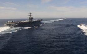 В КНДР ответили угрозами на маневры авианосца США