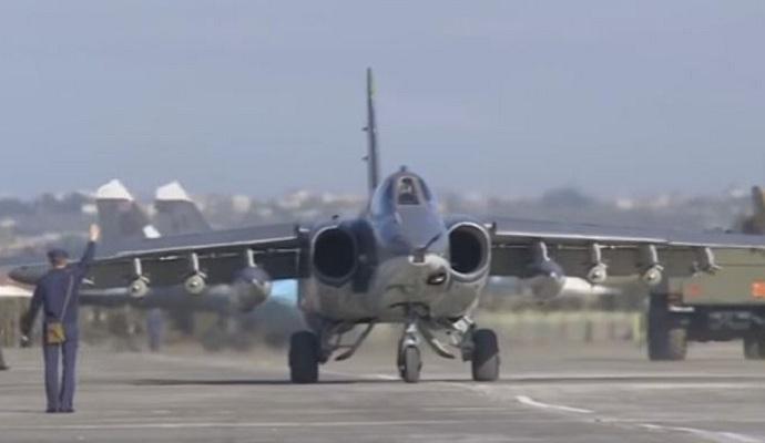 Авіація РФ і ВПС Сирії вперше здійснили спільний виліт