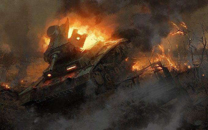 """Знищили свої ж танки: з'явилися подробиці потужних вибухів у бойовиків """"ДНР"""""""