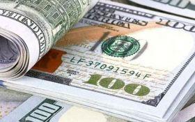 Курсы валют в Украине на понедельник, 10 сентября