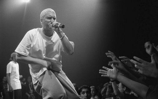 Пришел, чтобы убить меня: рэпер Эминем рассказал о шокирующих событиях в своей жизни