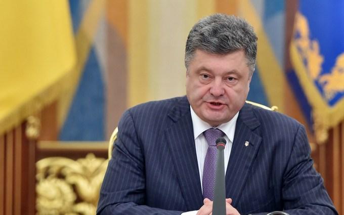Я ожидал, что Яценюк уйдет после моего заявления – Порошенко