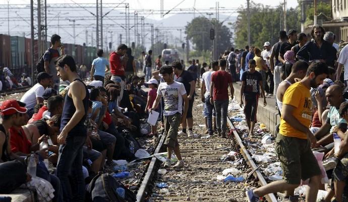 Из-за пограничного контроля в Скандинавии стало меньше просителей убежища
