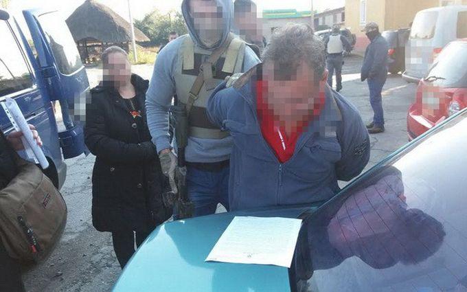 СБУ затримала російського шпигуна: опубліковані фото