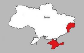 7% території в окупації - багато чи мало: в Україні створили інфографіку