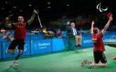Украинские теннисисты завоевали золотые медали Паралимпиады-2016