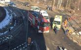 В России пожарная машина врезалась в толпу пешеходов: появились видео кровавого ДТП