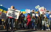 Путін, руки геть від України: в Сан-Франциско провели потужну акцію за звільнення українських моряків