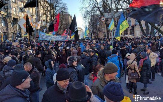 В Украине уже случился третий Майдан, просто власть не хочет это признавать - украинский философ