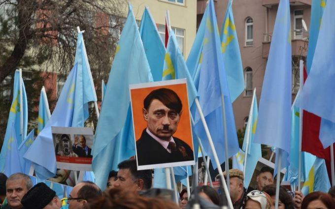 Росії пригадали минулі геноциди в Криму