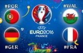 Букмекери назвали фаворитів у півфіналах Євро-2016