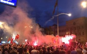 Ми не відмовимося від назви: Македонію сколихнули масштабні протести