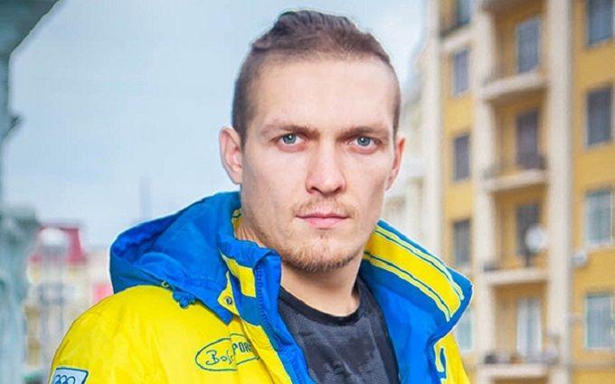 Усик чітко висловився про те, чий Крим: з'явилося фотодокази