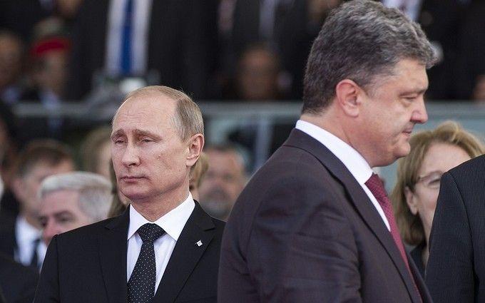 Порошенко вирішив поговорити з Путіним