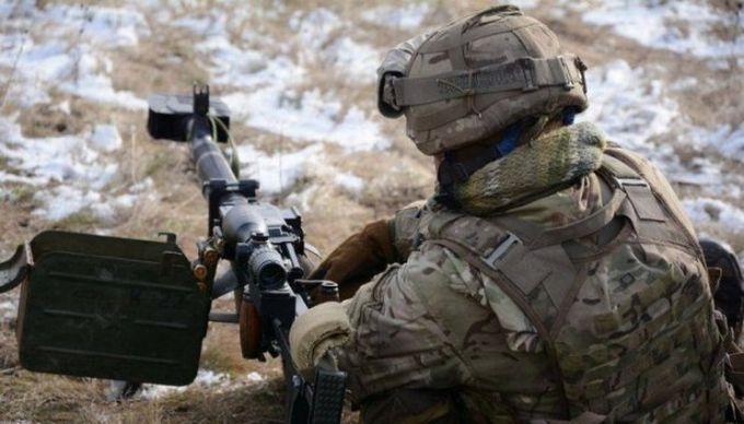 Боевики обстреляли силы АТО из 120-мм минометов есть раненые