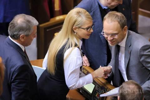 Тимошенко решила сменить имидж: опубликованы фото (5)