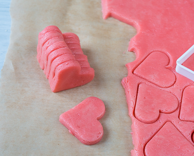 Рецепт ко Дню святого Валентина: Печенье «Валентинки» (фото) (7)